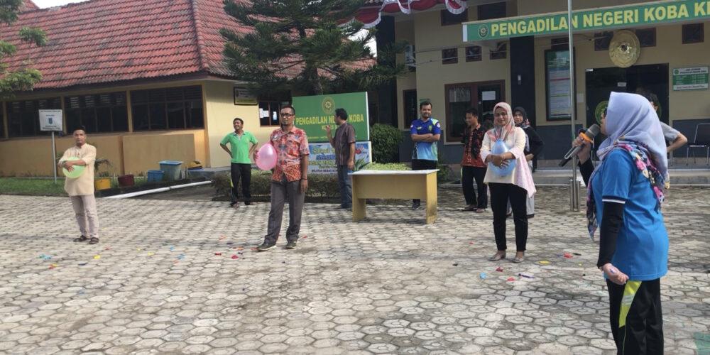 Lomba Dalam Rangka Memperingati Hari Kemerdekaan RI 17 Agustus 2020 Pengadilan Negeri Koba