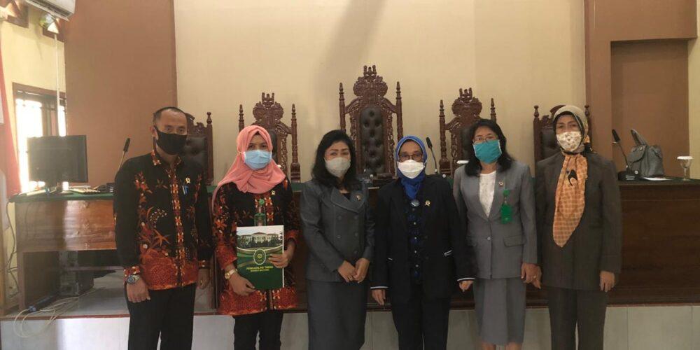 Pembinaan Dan Pengawasan Pengadilan Tinggi Bangka Belitung